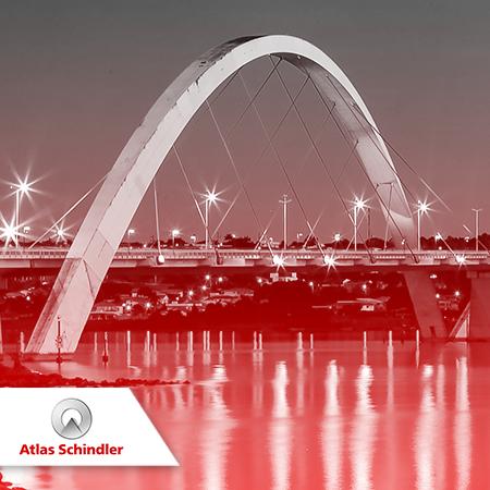 Apresentação do Schindler Ahead chega a Brasília