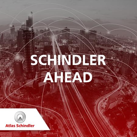 Schindler Ahead percorreu o Brasil
